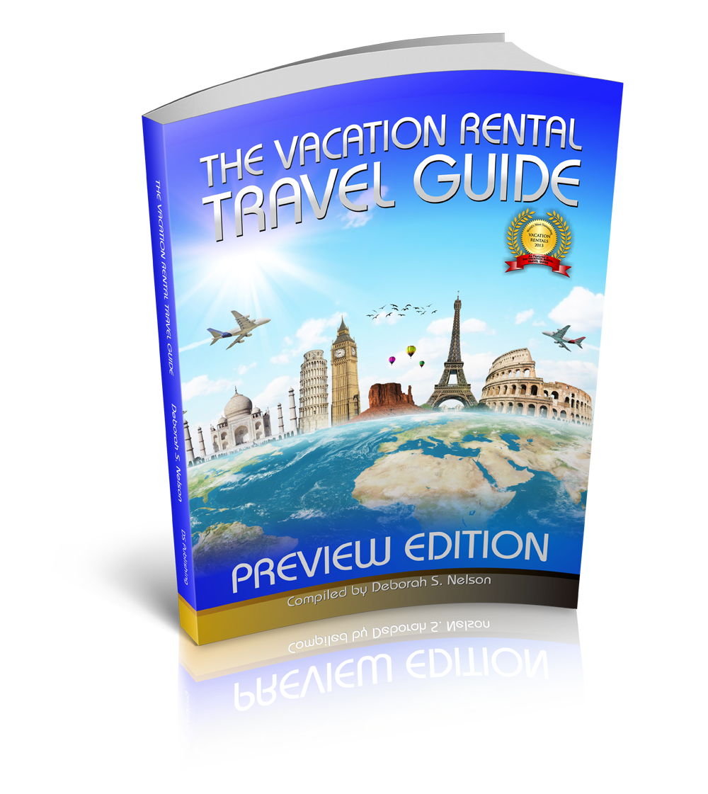 The Vacation Rental Travel Guide on Amazon Books