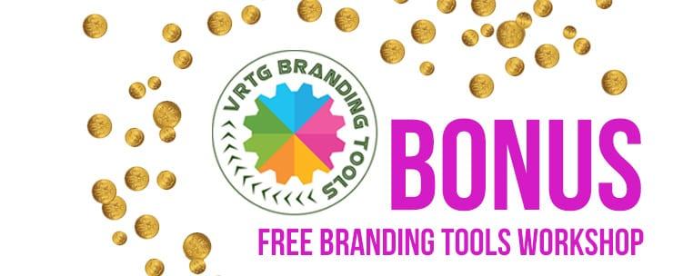 Bonus Free Branding Tools Workshop