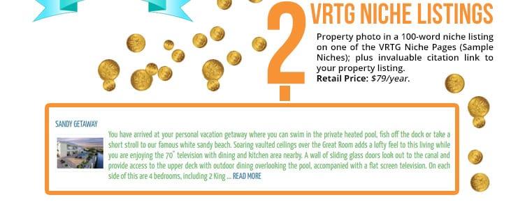 Branding Tool #2 VRTG Niche Listings