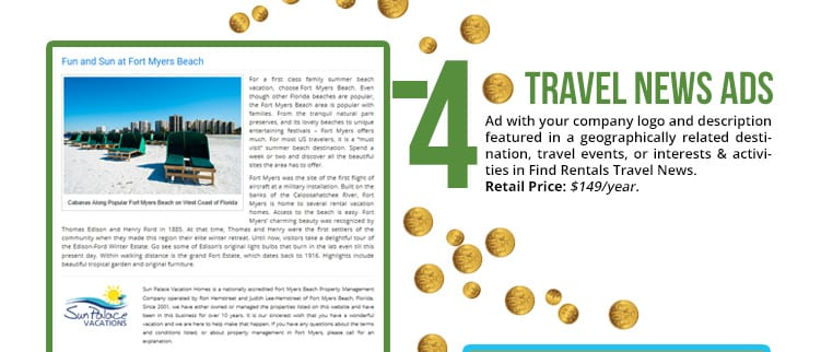Branding Tool #4 Travel News Ads