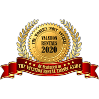 The Vacation Rental Travel Guide 2020 seal