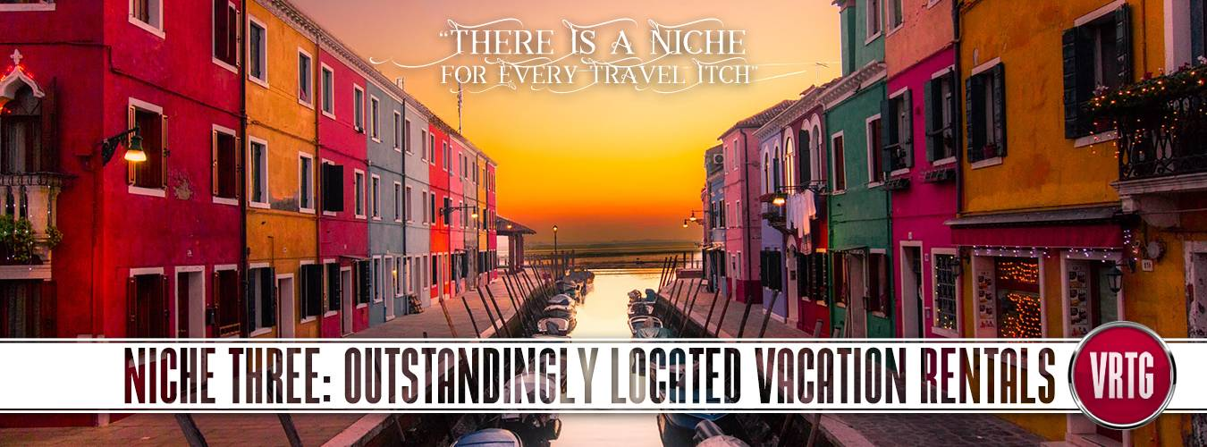 Outstandingly located vacation Rentals by VRTG